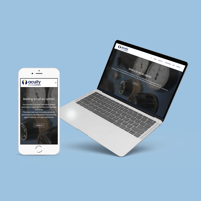 boston web design & development - acuity process solutions