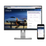 Liberty Jet Custom Application Design